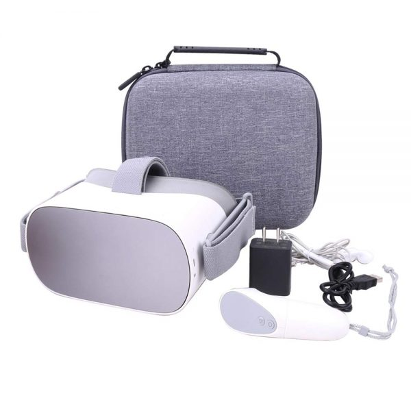 Aenllosi Hard Case for fits Oculus Go VR Headset