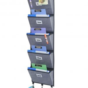 Onlyeasy Over Door Hanging File Organizer